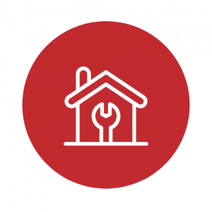 Home remodel icon